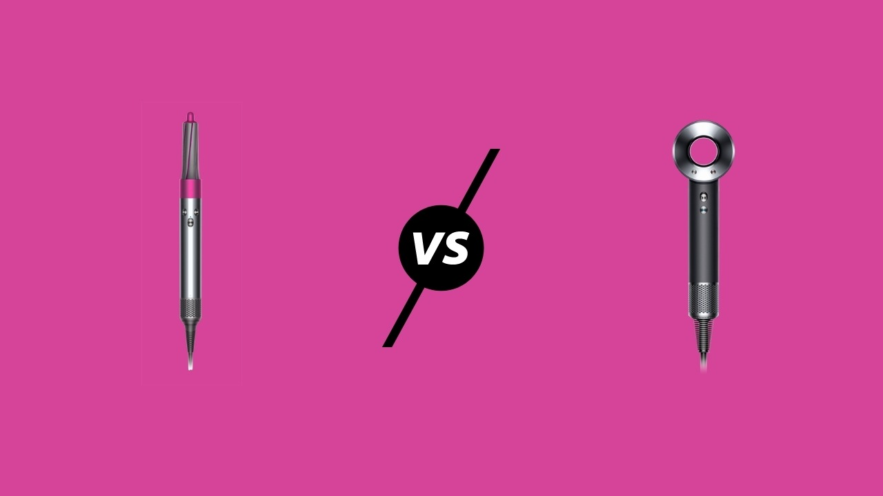 Dyson Airwrap versus Dyson Supersonic