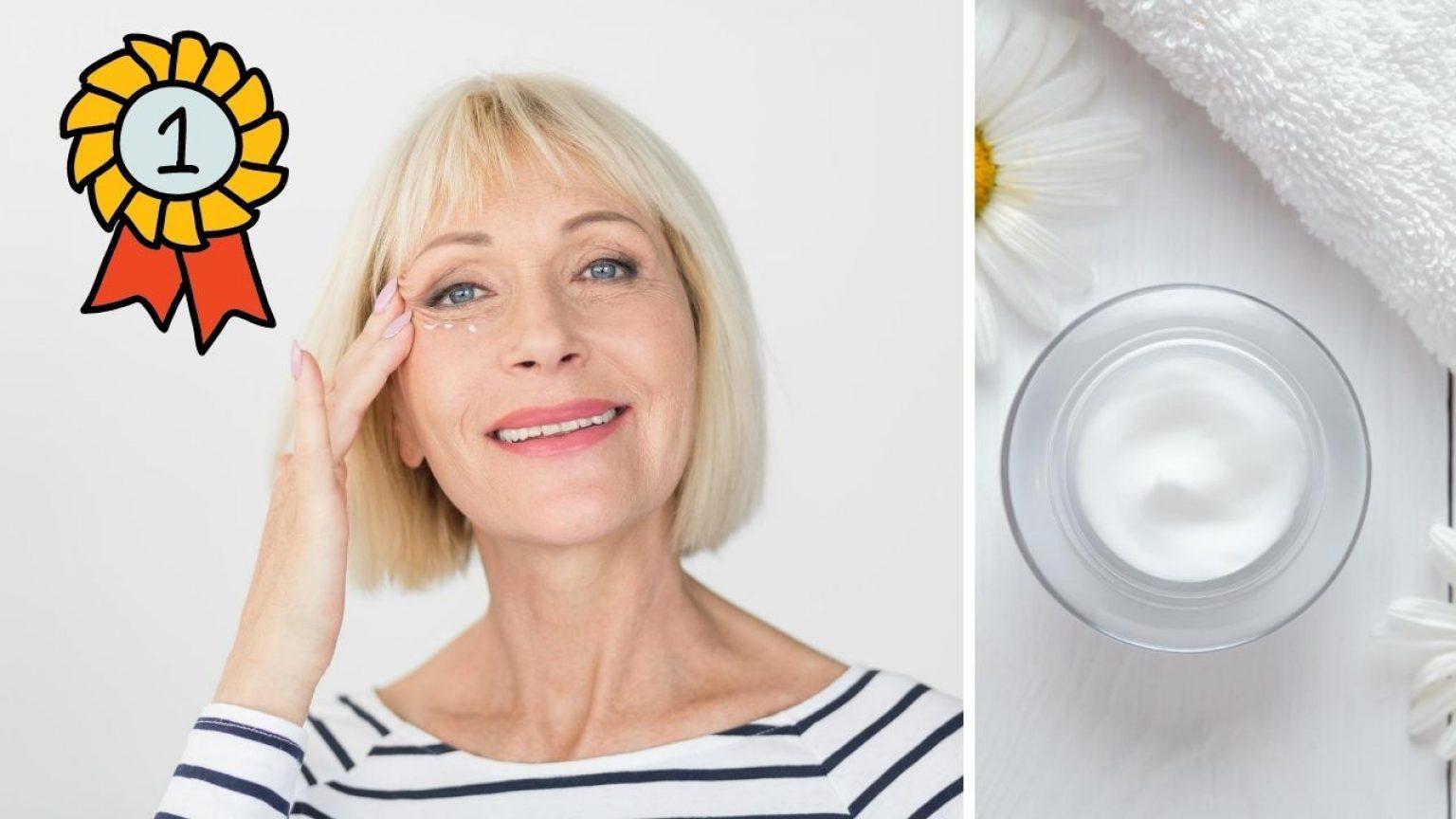 Nº1 - La Mejor Crema Antiarrugas 2021 Antienvejecimiento..
