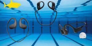 Los mejores auriculares para nadar 2021