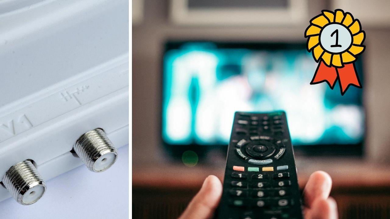el mejor amplificador de antena tv