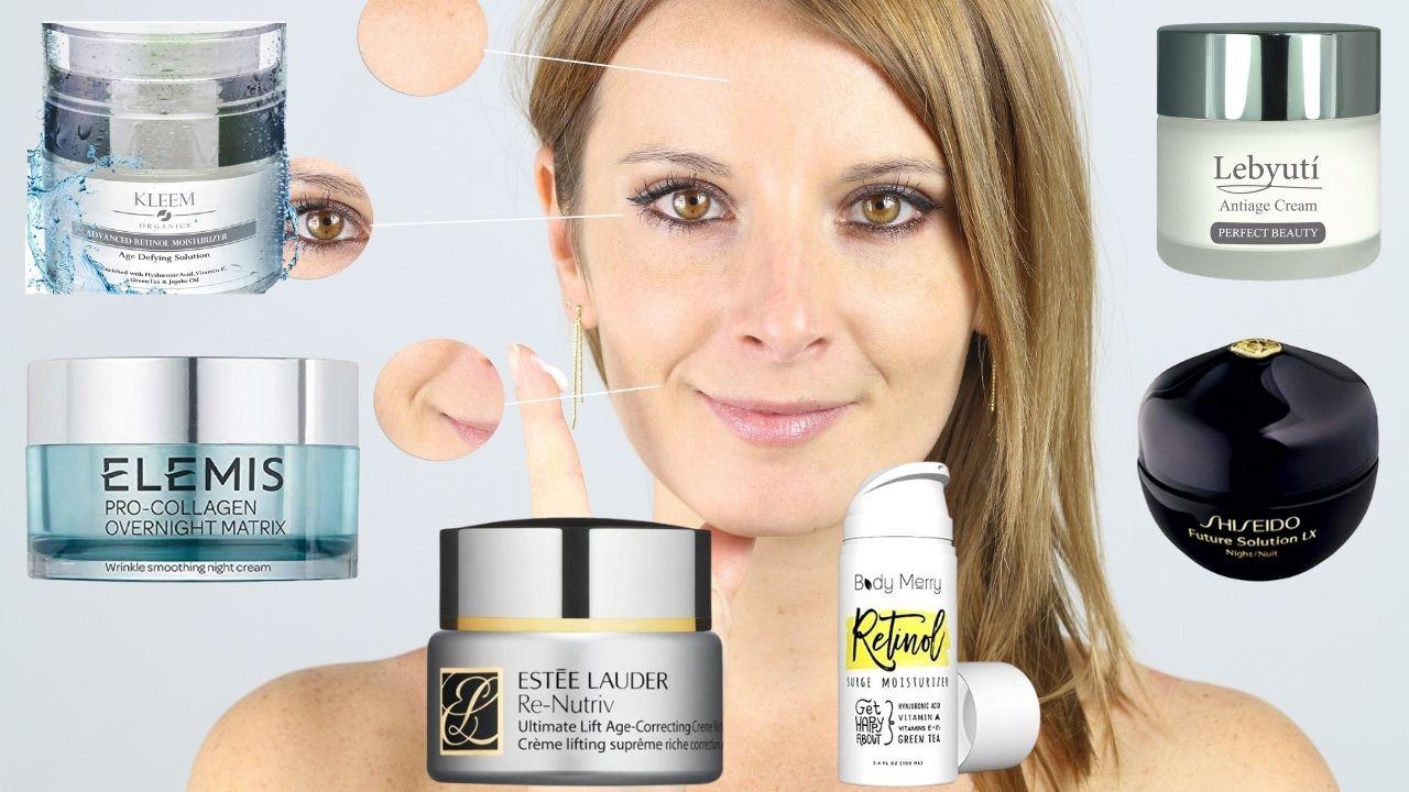 crema antiarrugas de calidad