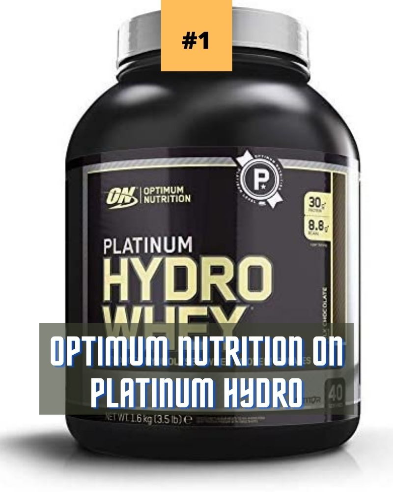 Optimum Nutrition ON Platinum Hydro