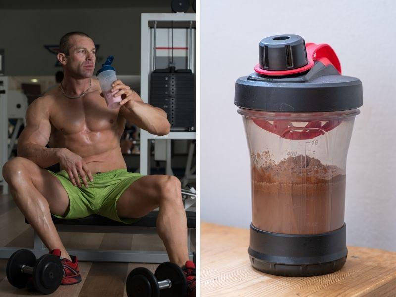 mejor proteina para aumentar masa muscular rapidamente
