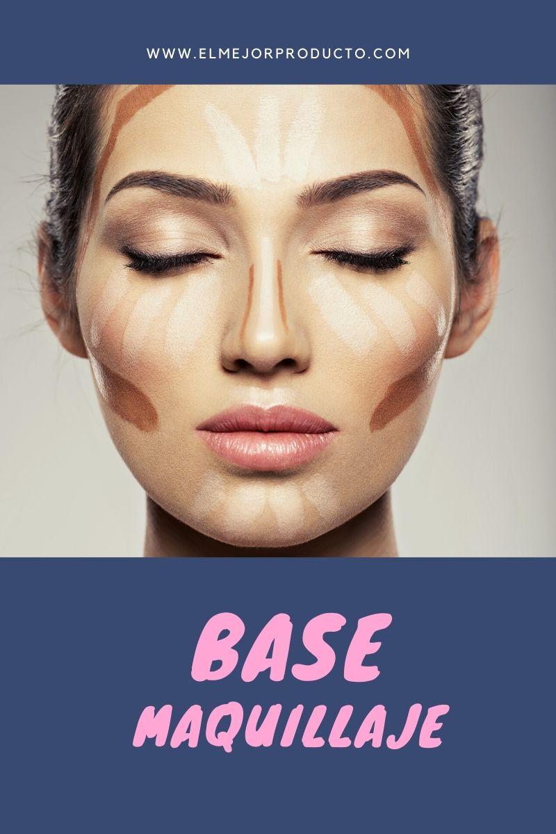 pinterest base maquillaje