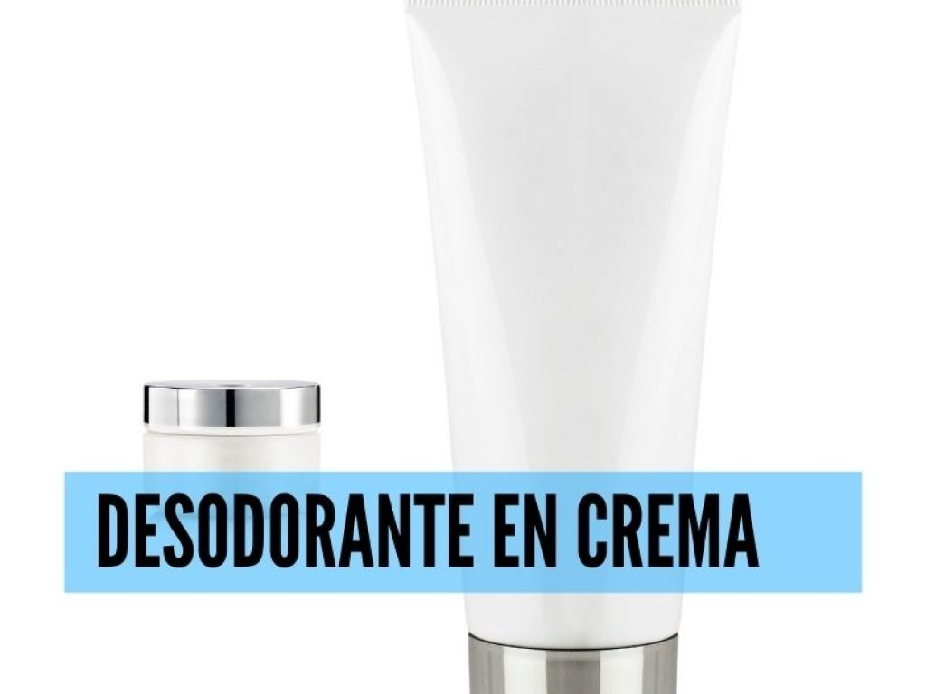 Desodorante en crema