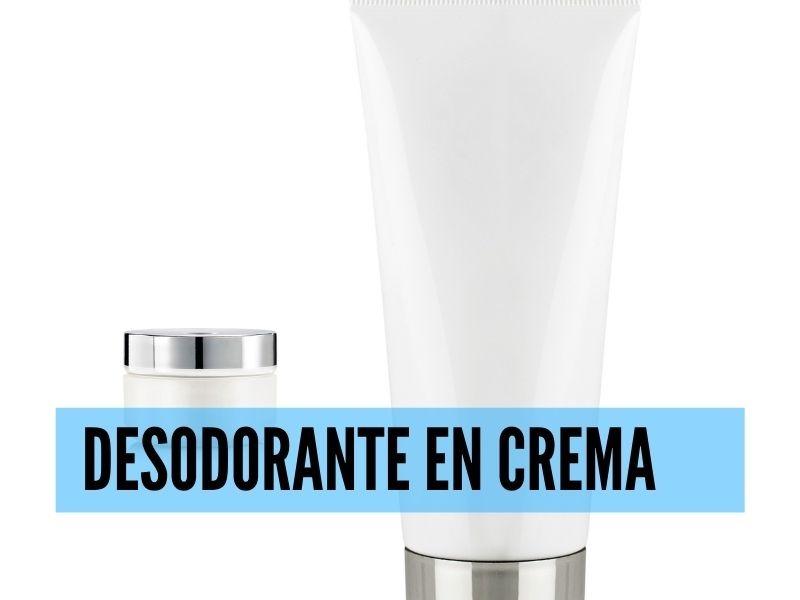 El mejor desodorante en crema