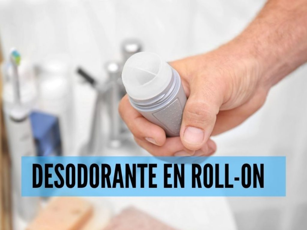 Desodorante en roll-on