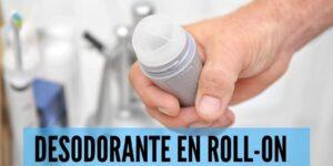 El mejor desodorante en roll-on