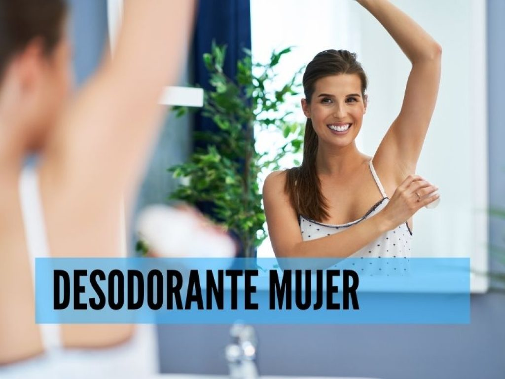 Desodorante para mujer