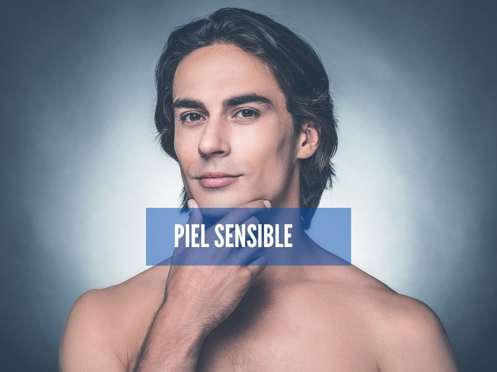 After shave pieles sensibles de calidad