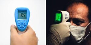 El mejor termómetro (eficaz) para adultos y niños (Guía 2021)