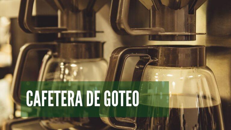 La mejor Cafetera de goteo