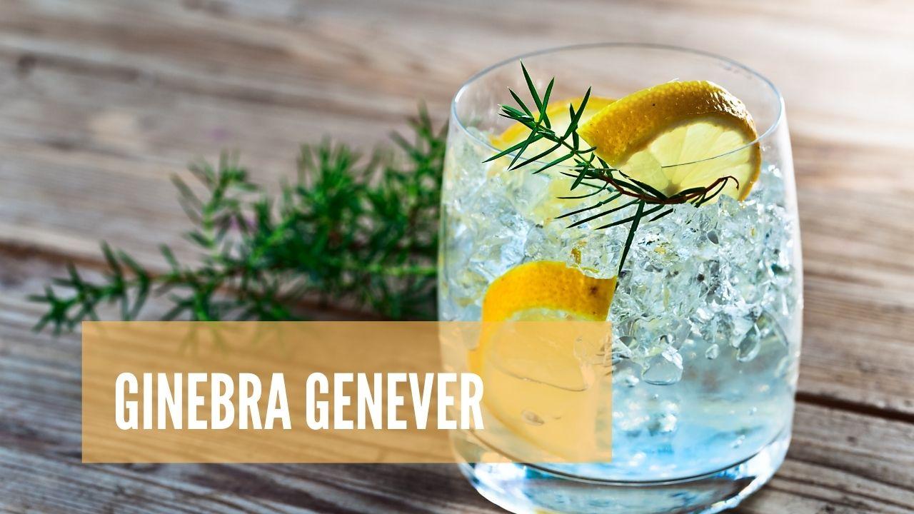 La mejor ginebra Genever