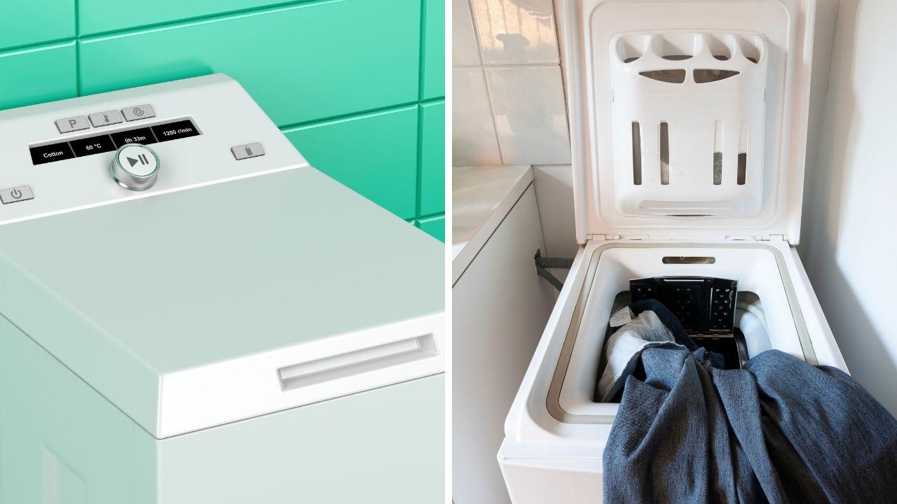 La mejor lavadora carga superior