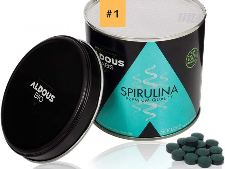 Aldous Bio Espirulina Ecológica Premium
