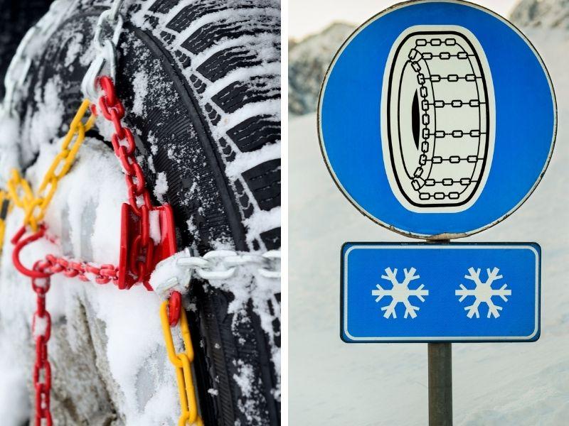 Guía & FAQ sobre Las mejores cadenas para la nieve