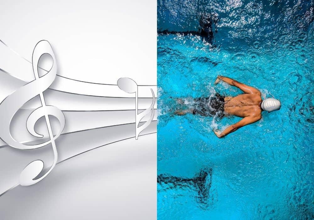 calidad de música en la piscina. Los mejores auriculares para nadar 2021
