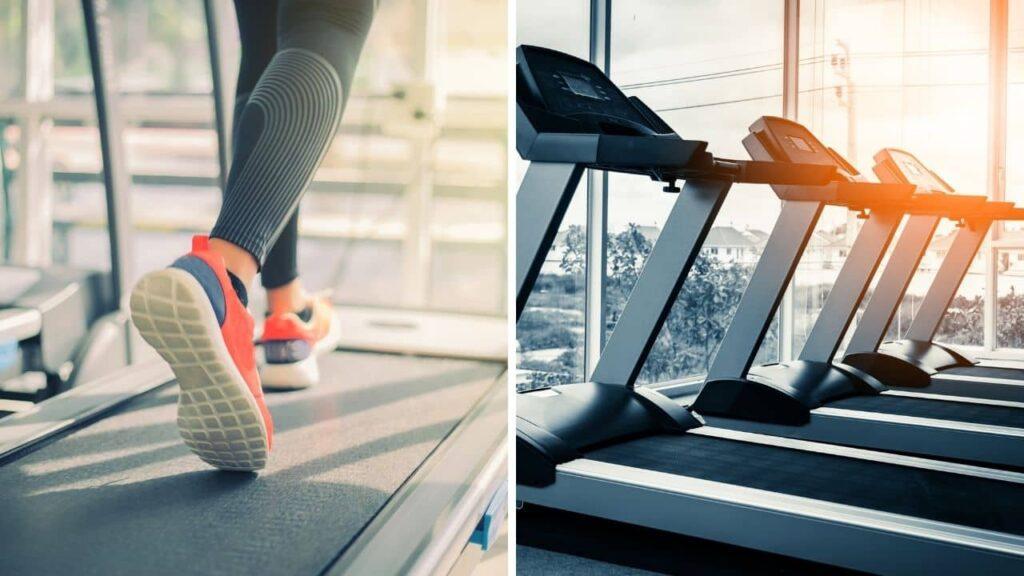 Información sobre cintas de correr