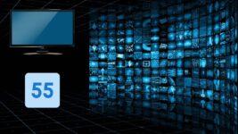 LA MEJOR TV 55 PULGADAS