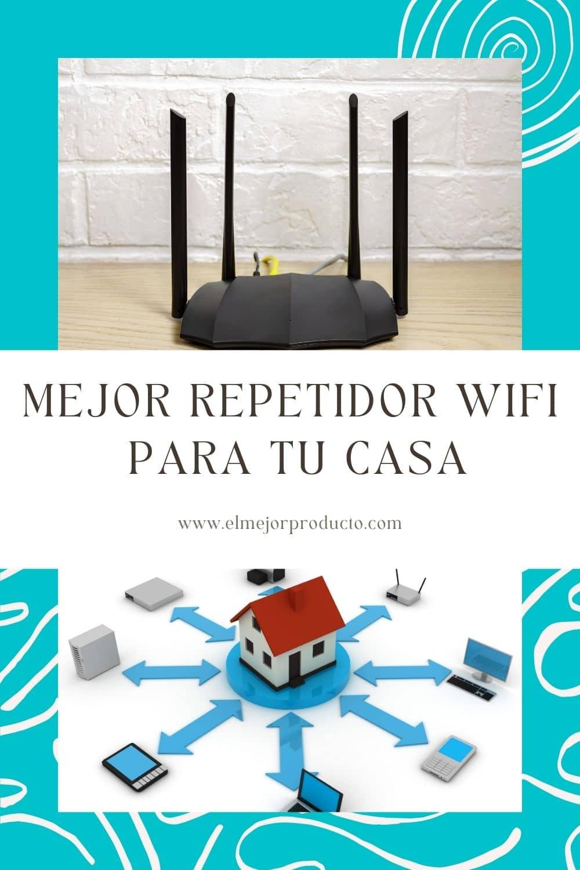 Pinterest repetidor wifi