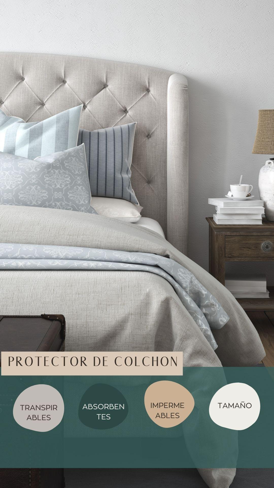 PINTEREST mejor protector de colchón