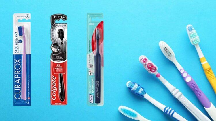 el mejor cepillo de dientes manual