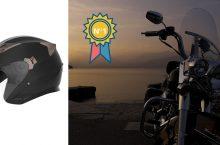 El mejor casco abierto de Moto